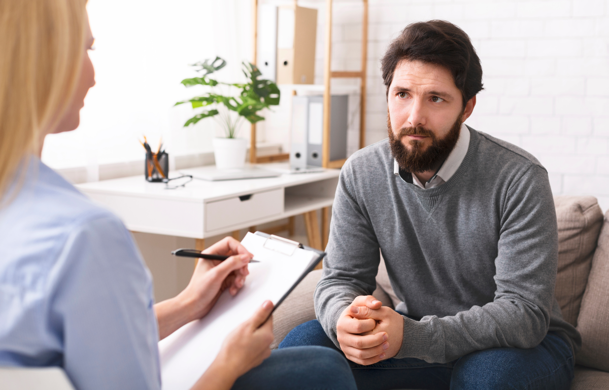 counselling and talking therapy